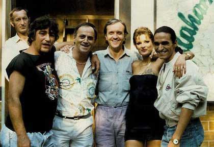 Tatort 1989 - Geld für den Griechen